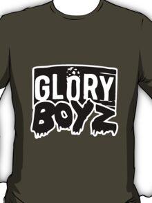 GLORY BOYZ ENTERTAINMENT BLACK LOGO SHIRT T-Shirt