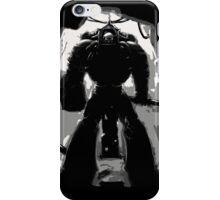 Chaplain Space Marines iPhone Case/Skin