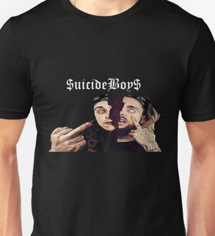 Suicide Boys Scrim and Ruby Unisex T-Shirt