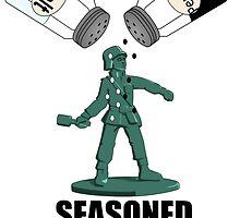 Seasoned Veteran by DolceandBanana