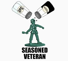 Seasoned Veteran Unisex T-Shirt