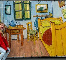Fun with Van Gogh by Birgit Van den Broeck