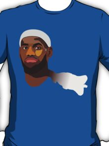 LeBron James - Winner take nothing T-Shirt