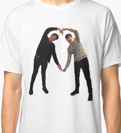 Phan heart Classic T-Shirt