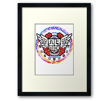 SNSD I Got a Boy Framed Print