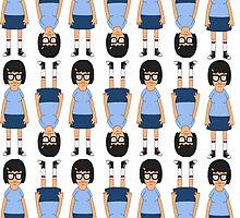 Tina you babe  by alligatordreams