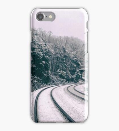 Snowy Travel iPhone Case/Skin