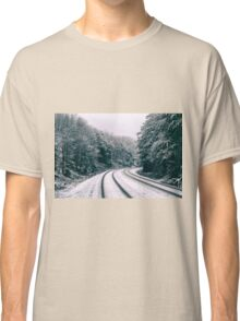 Snowy Travel Classic T-Shirt