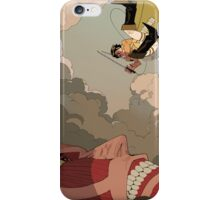 Shingeki no kyojin - ATTACK!! iPhone Case/Skin