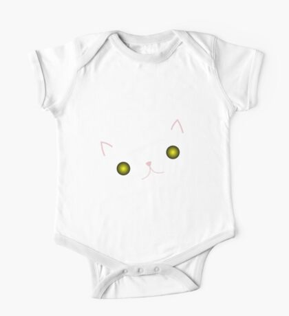 Cats eyes One Piece - Short Sleeve