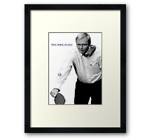 Kevin Rudd  Framed Print