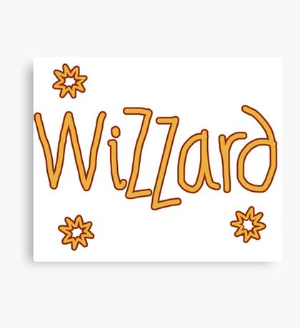 Wizzard Canvas Print