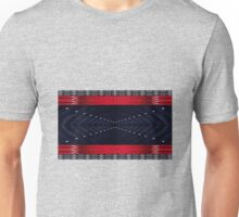 Red Sports Car Unisex T-Shirt
