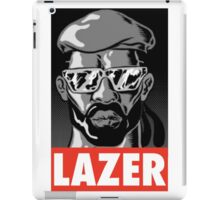 Major Lazer t shirt poster iPad Case/Skin