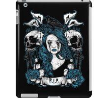 R.I.P. iPad Case/Skin