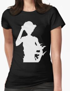 one piece Womens Fitted T-Shirt