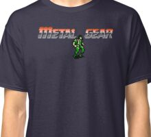 Metal Gear (NES) Classic T-Shirt