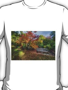 Autumn Bench T-Shirt