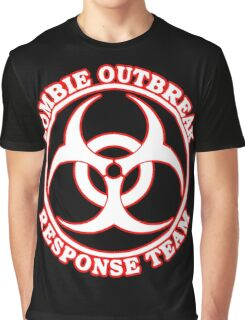 zombie outbreak Graphic T-Shirt