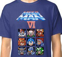 Mega Man 6 (NES) Classic T-Shirt