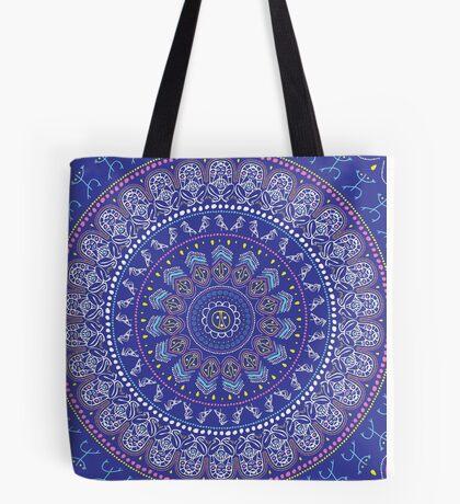 Taíno Mandala Tote Bag