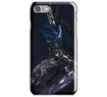 Artorias of the abyss. iPhone Case/Skin