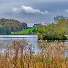 Great Lake Castle Howard by Trevor Kersley