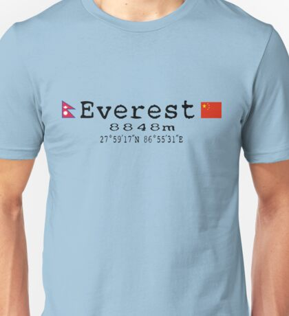 Everest Unisex T-Shirt