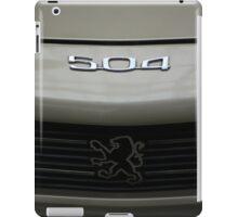 Peugeot iPad Case/Skin