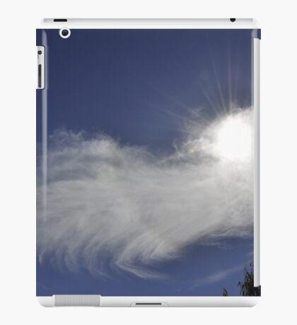 Exploding Sun iPad Case/Skin