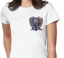100pointstoravenclaw! Womens Fitted T-Shirt