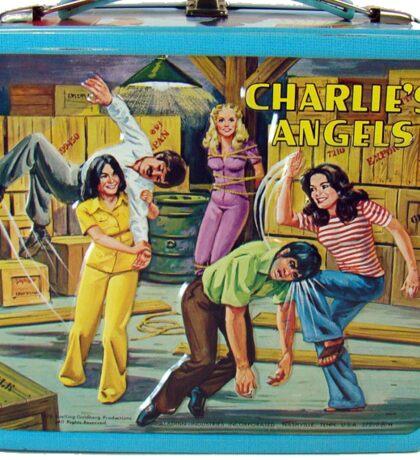 Charlie's Angels Sticker Sticker
