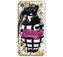 Beauty Grenade iPhone Case/Skin
