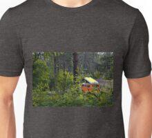 The Natural Forest Habitat of VW Volkswagen Westfalia Vintage Unisex T-Shirt