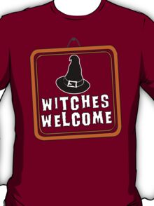 Witches are Welcome T-Shirt