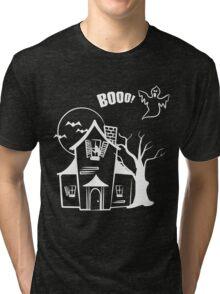 Nightmare House Tri-blend T-Shirt