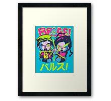Balse! Framed Print