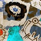 white shaman dancer by arteology