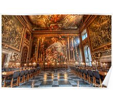 Hall of painting- Greenwich Poster