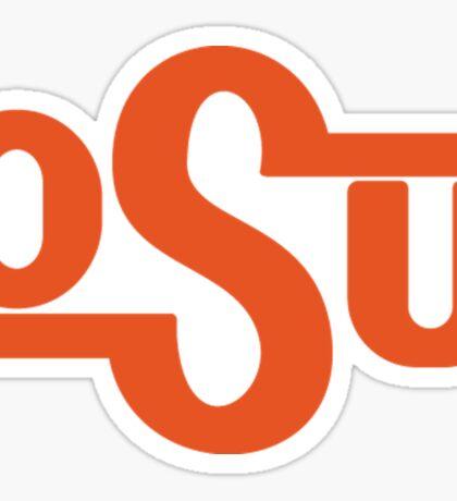 Throwback OSU Logo Sticker