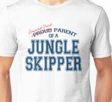 Somewhat Proud Parent of a Jungle Skipper Unisex T-Shirt