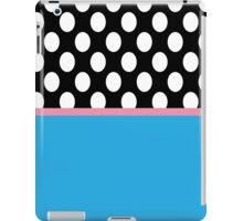 Retro Spots iPad Case/Skin