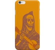 Halloween Minstrell iPhone Case/Skin