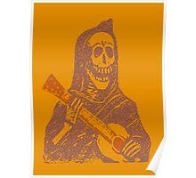 Halloween Minstrell Poster