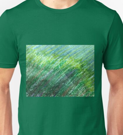 Earth Tones in Oil Pastel Unisex T-Shirt