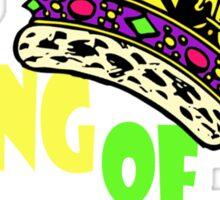 KING OF KARMA Sticker