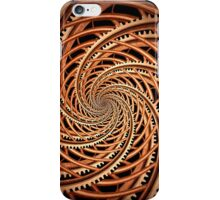 Abstract - Spiral - Mental roller coaster iPhone Case/Skin
