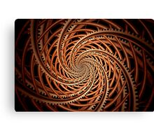 Abstract - Spiral - Mental roller coaster Canvas Print