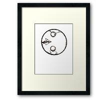 Circle of Inner Precision Framed Print