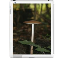Tall Mushroom iPad Case/Skin